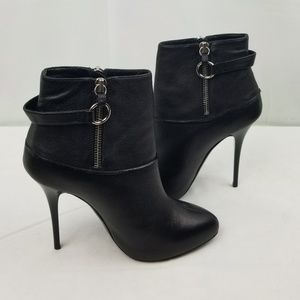 Giuseppe Zanotti Leather Heels Ankle Boots  36.5